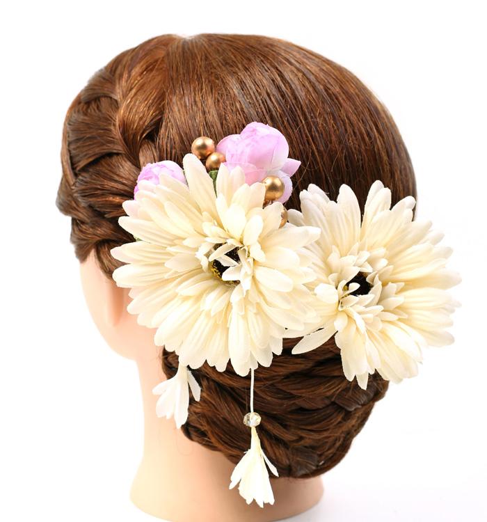 振袖用髪飾り No.5ZC-0221-00