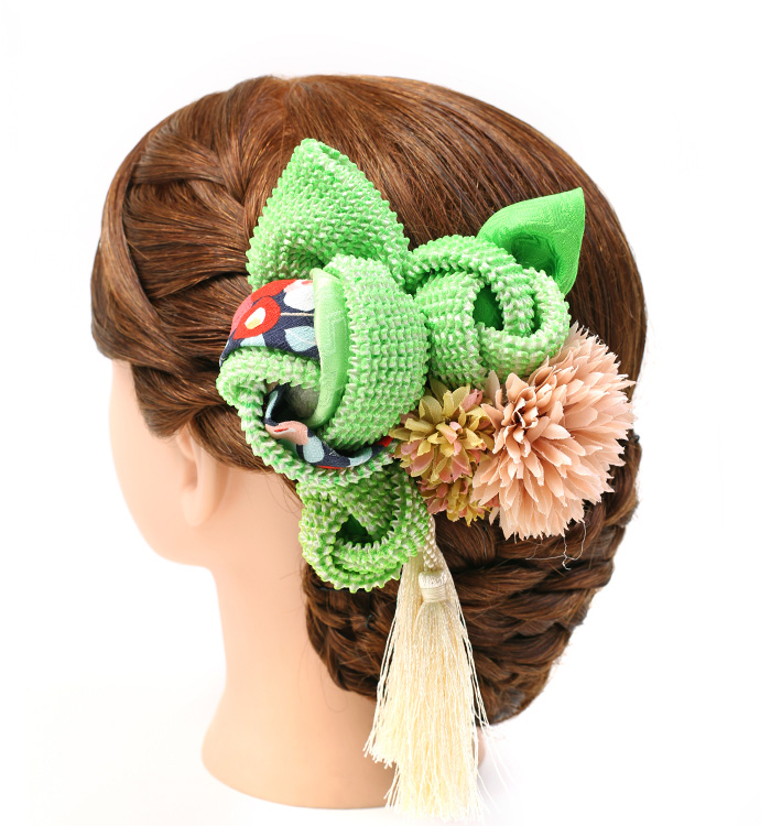 振袖用髪飾り No.5ZC-0226-00