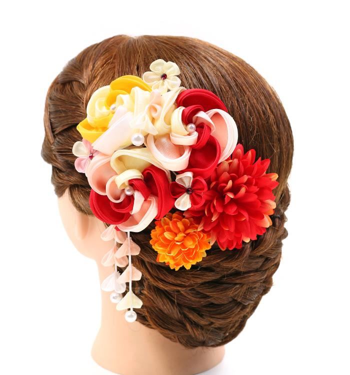 振袖用髪飾り No.5ZC-0232-00