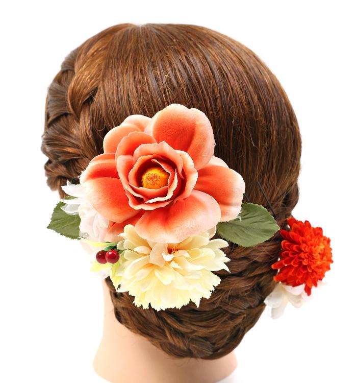 振袖用髪飾り No.5ZC-0236-00