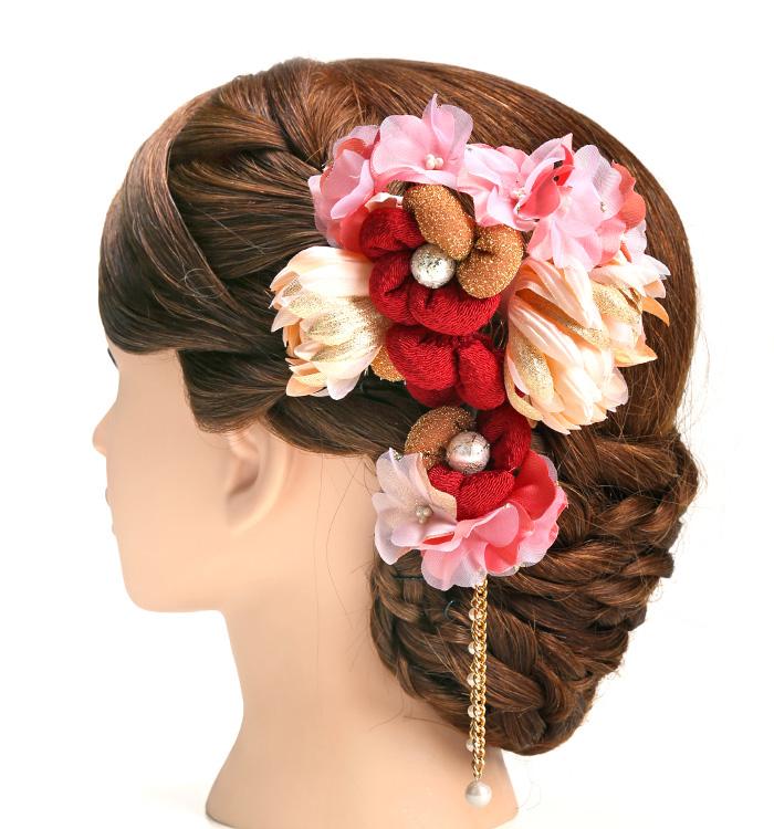 振袖用髪飾り No.5ZC-0256-00