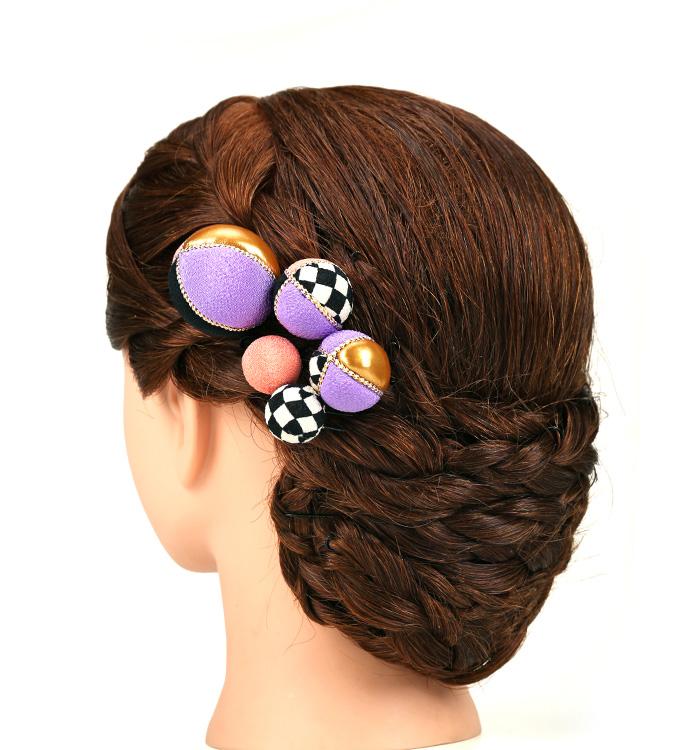 髪飾り No.5ZC-0343-10