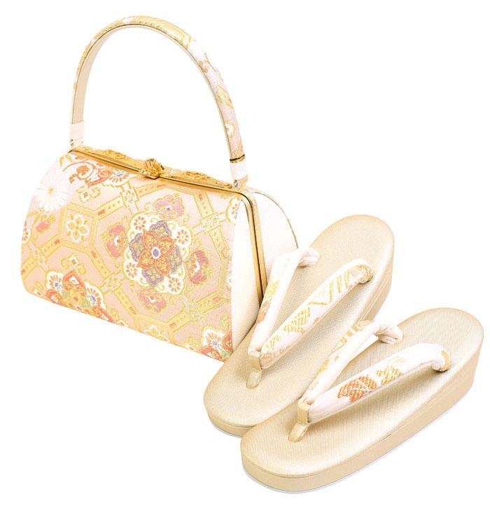 紗織 礼装用草履バッグ Mサイズ No.5ZD-0161-00