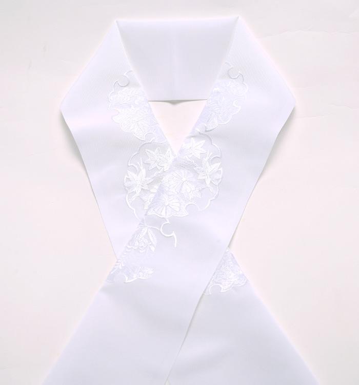 刺繍半衿 No.5ZE-0015-00