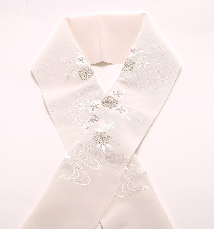 刺繍半衿 No.5ZE-0024-00
