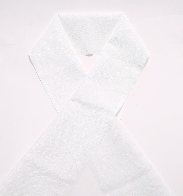半衿 シルフィル紋衿 No.5ZE-0033-50