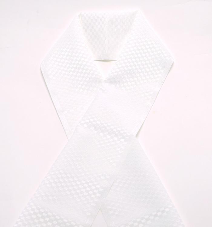 半衿 シルフィル紋衿 No.5ZE-0033-60