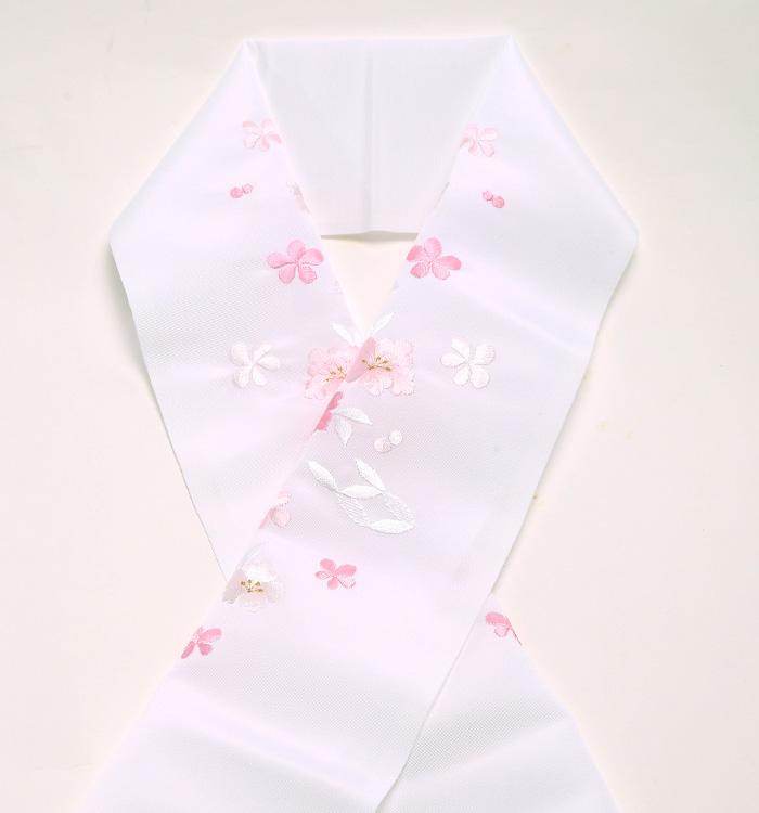 刺繍半衿 No.5ZE-0040-00
