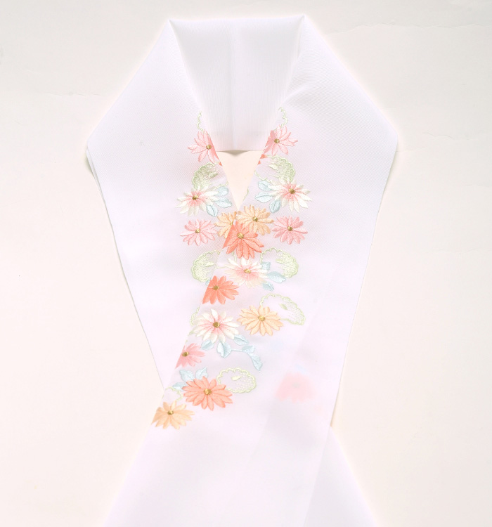 刺繍半衿 No.5ZE-0054-00