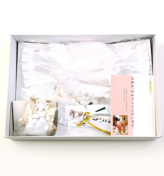 お宮参り衣装用帽子セット 男児  4点セット No.5ZE-0159-10