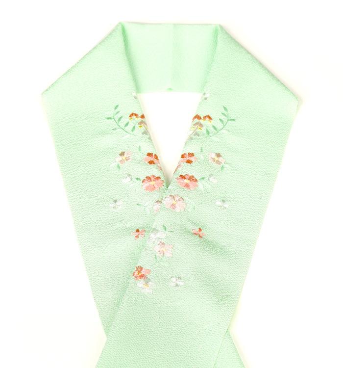 カラー半衿 刺繍半衿 No.5ZE-0267-00