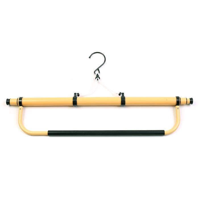 着物ハンガー 帯掛け付き 三段階伸縮式 No.5ZK-0028-00