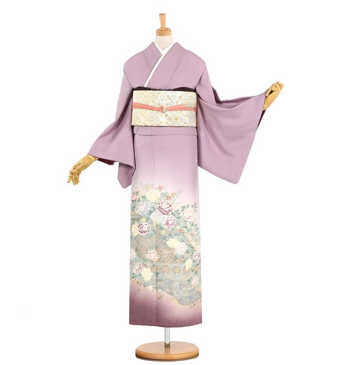 縫い取り 訪問着 No.AA-2012-Mサイズ