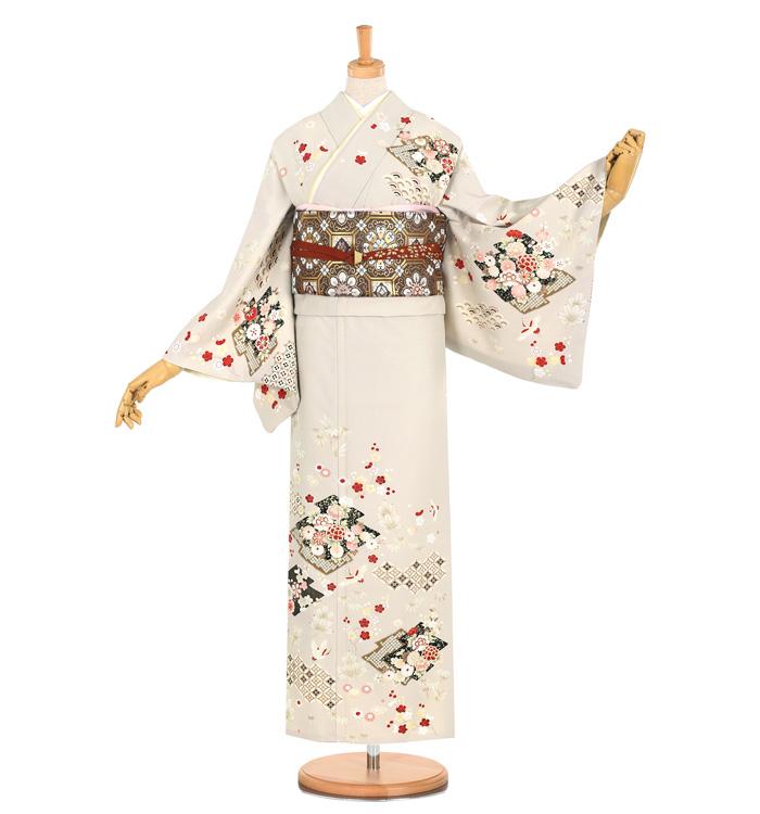 JAPAN STYLE 訪問着 No.AE-2384-M