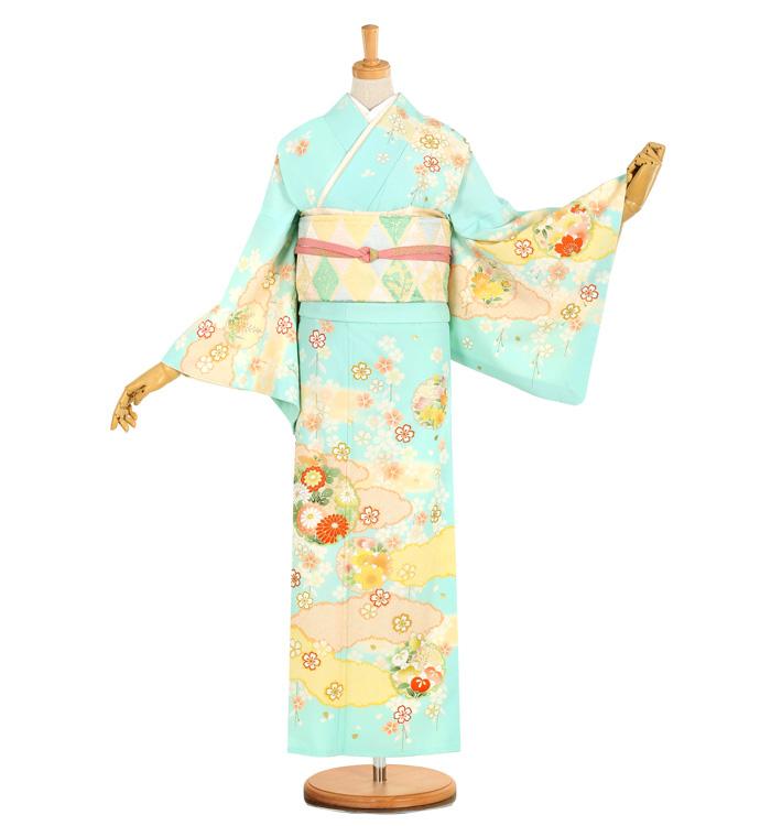 JAPAN STYLE 訪問着 No.AE-2385-M