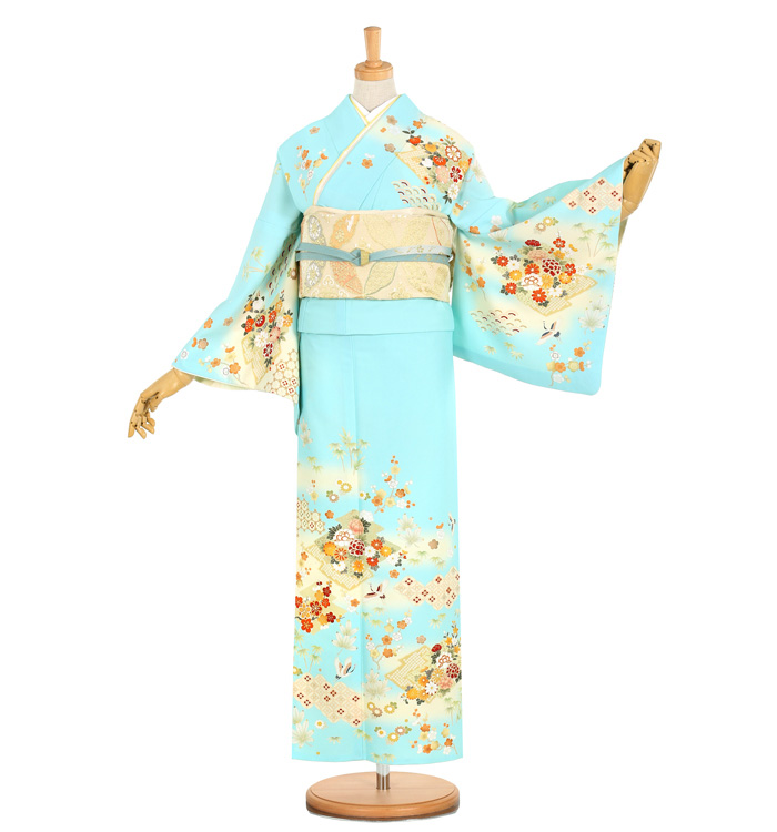 JAPAN STYLE 訪問着 No.AE-2386-M