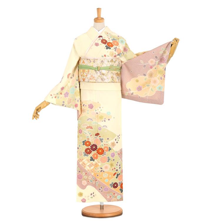JAPAN STYLE 訪問着 No.AE-2388-M