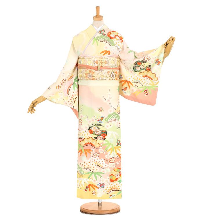 JAPAN STYLE 訪問着 No.AE-2394-M