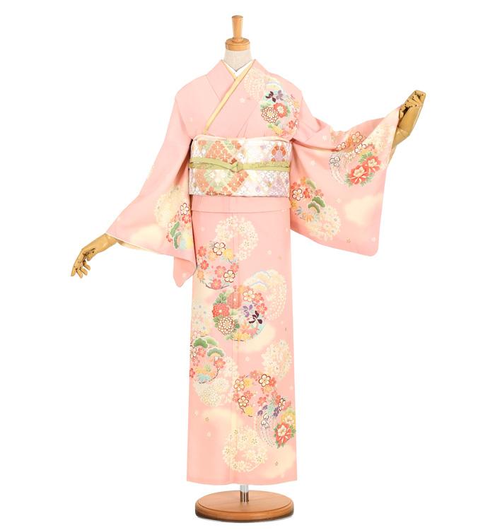 JAPAN STYLE 訪問着 No.AE-2395-M