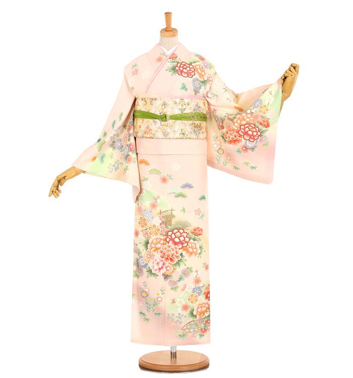 JAPAN STYLE 訪問着 No.AE-2396-M