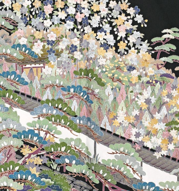 蘇州刺繍 黒留袖 No.CA-1019-M_05