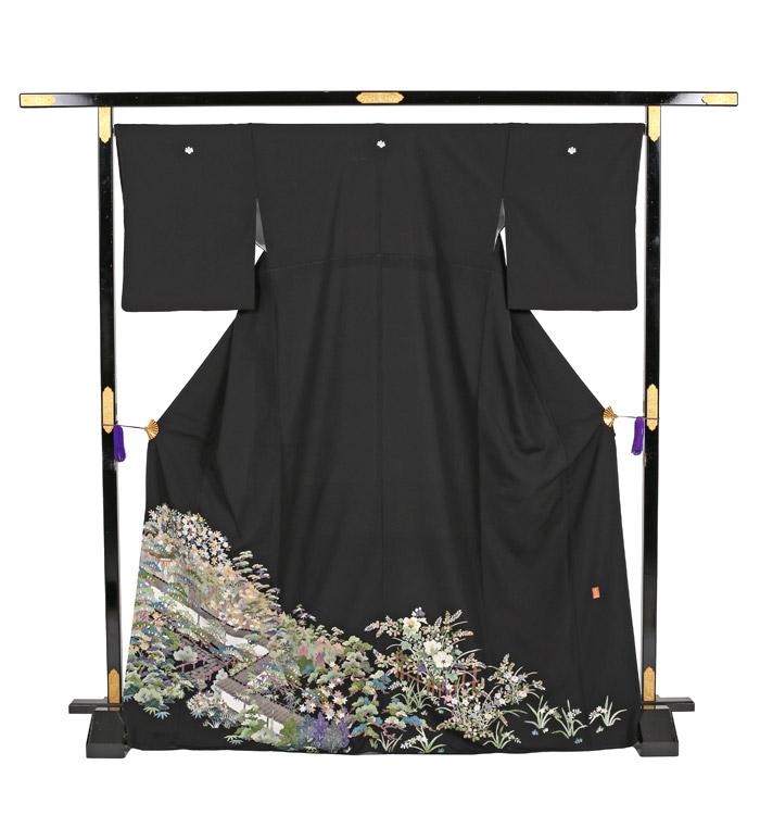蘇州刺繍 黒留袖 No.CA-1019-M_03