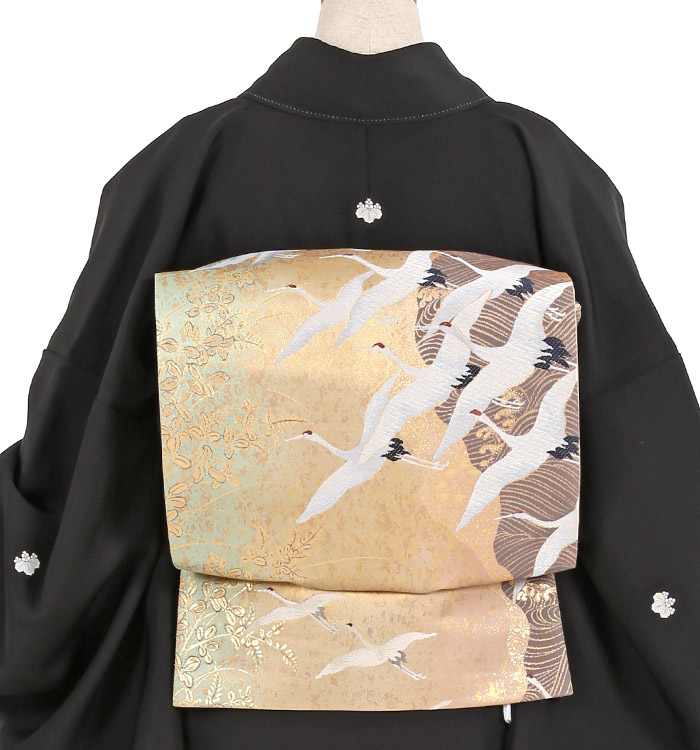 蘇州刺繍 黒留袖 No.CA-1019-M_02