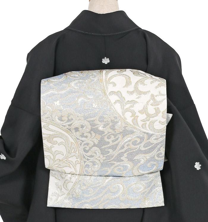 桂由美 大きいサイズ 黒留袖 No.CA-1040-MOサイズ_02