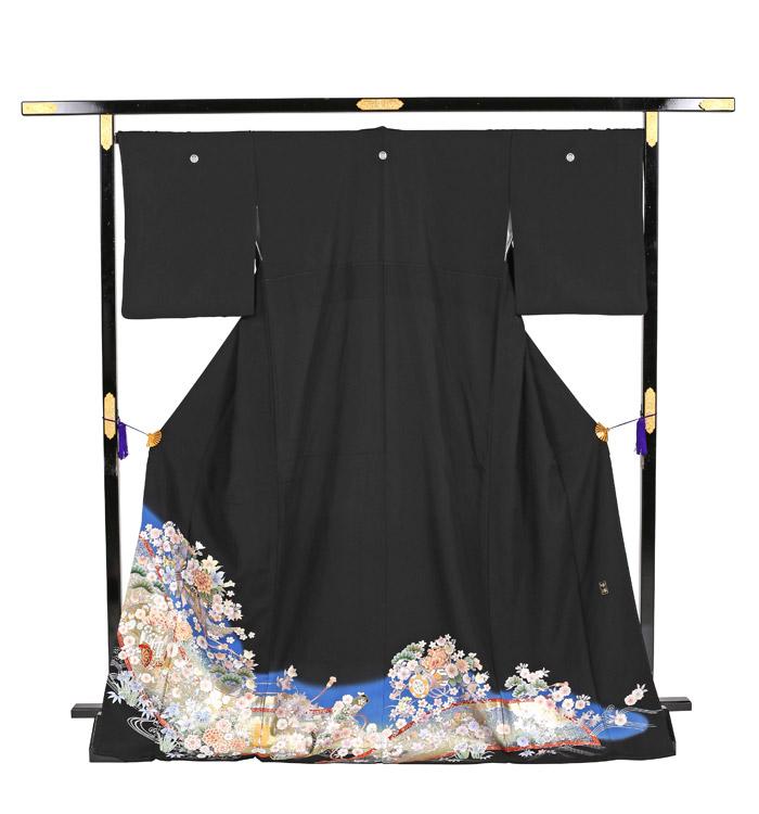 大きいサイズ 黒留袖 No.CA-1064-MO_03