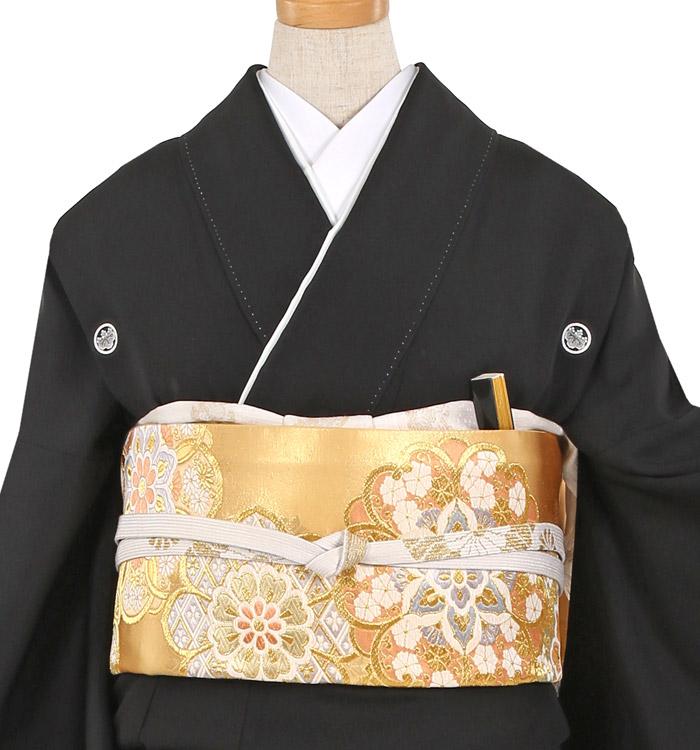 大きいサイズ 黒留袖 No.CA-1064-MO_01