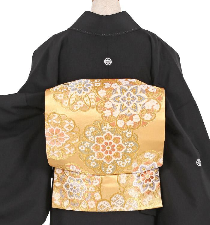 大きいサイズ 黒留袖 No.CA-1064-MO_02