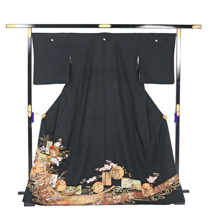 大きいサイズ 黒留袖 No.CA-1096-MO_03