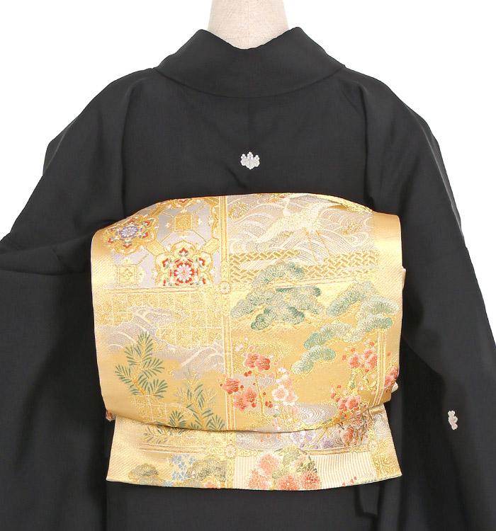 大きいサイズ 黒留袖 No.CA-1096-MO_02