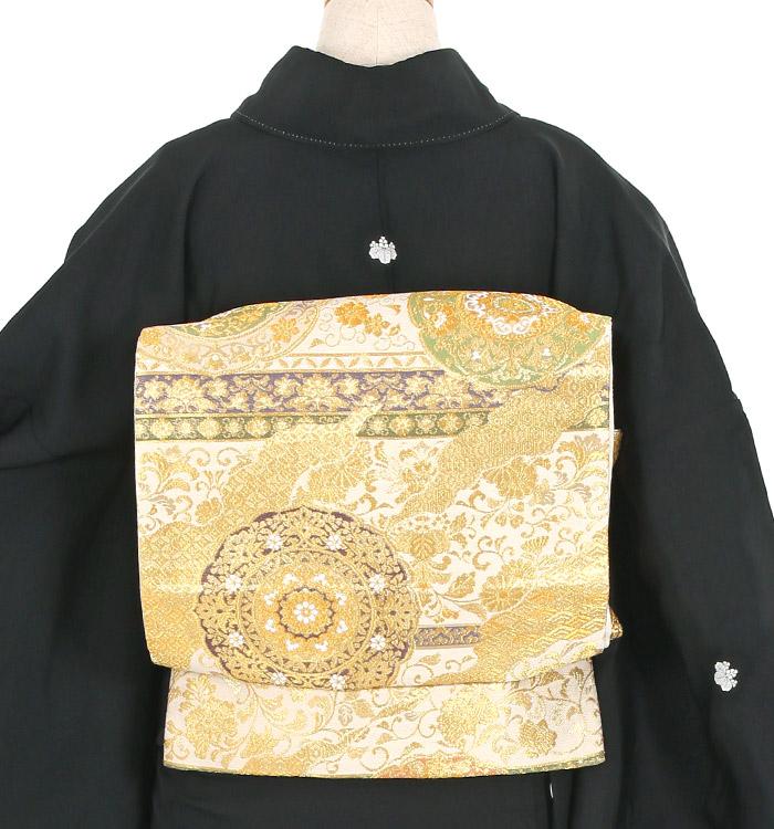 黒留袖 No.CA-1130-M_02