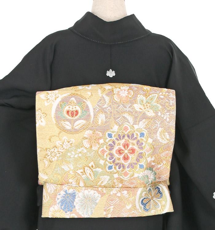 桂由美 黒留袖 No.CA-1137-L_02