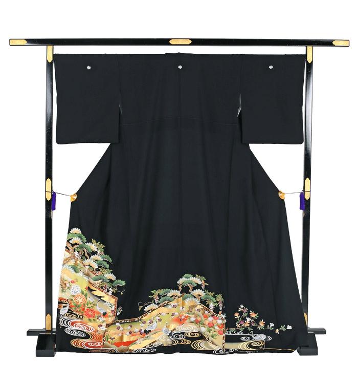 大きいサイズ 黒留袖 No.CA-1158-MO_03