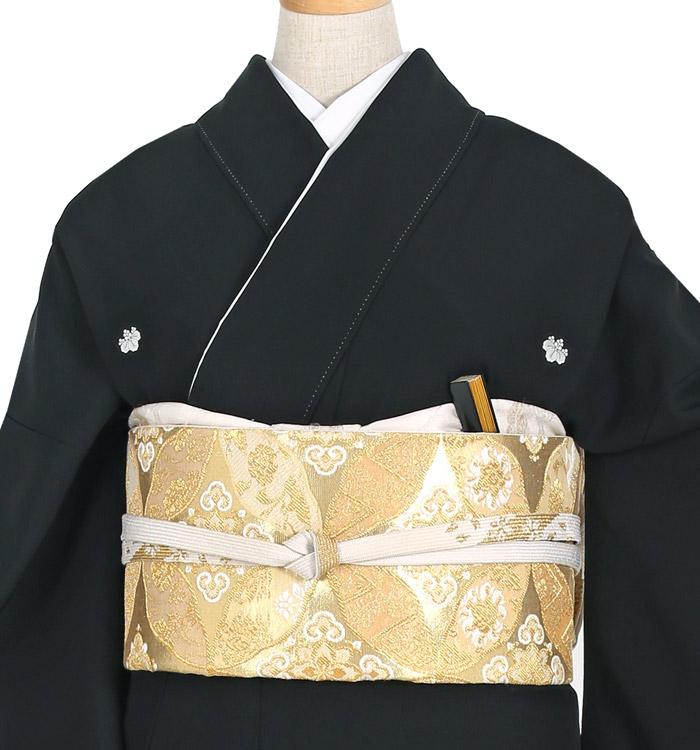 大きいサイズ 黒留袖 No.CA-1158-MO_01