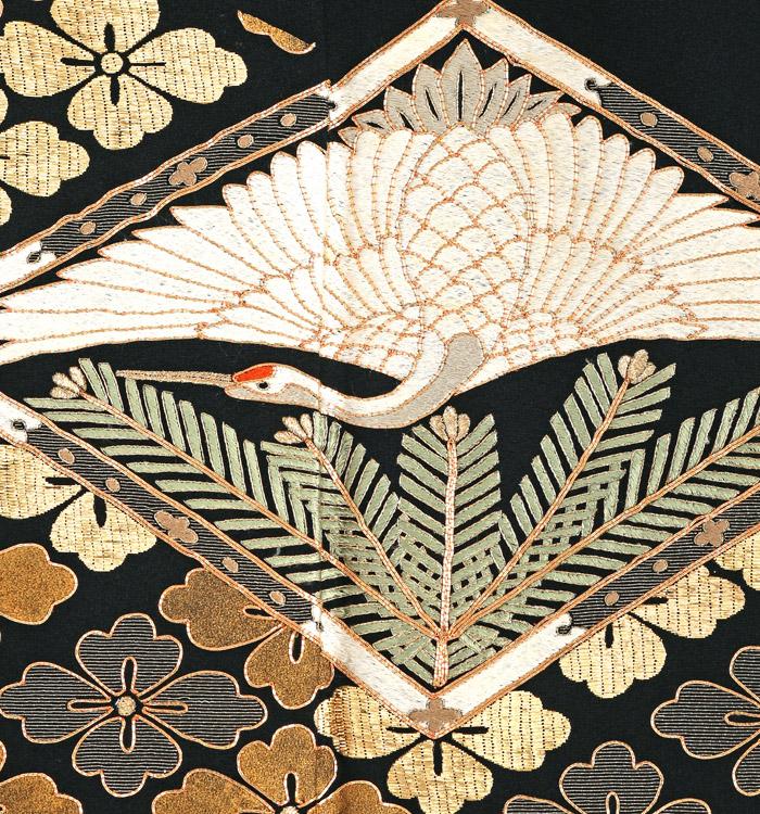 総刺繍 黒留袖 No.CA-1178-Sサイズ_06