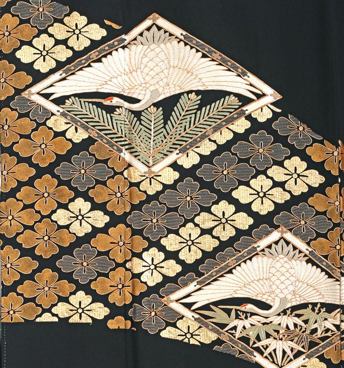 総刺繍 黒留袖 No.CA-1178-Sサイズ_05