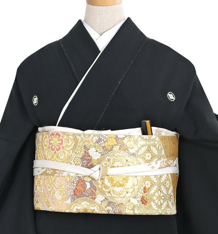 総刺繍 黒留袖 No.CA-1178-Sサイズ_01