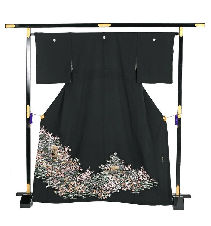総刺繍 黒留袖 No.CA-1185-Sサイズ_03
