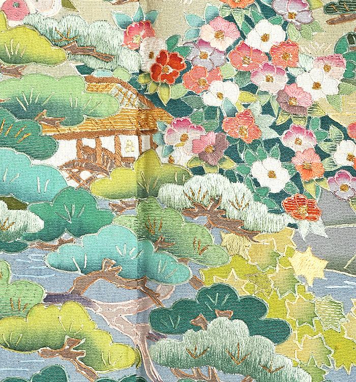 刺繍 黒留袖 No.CA-1186-S_06