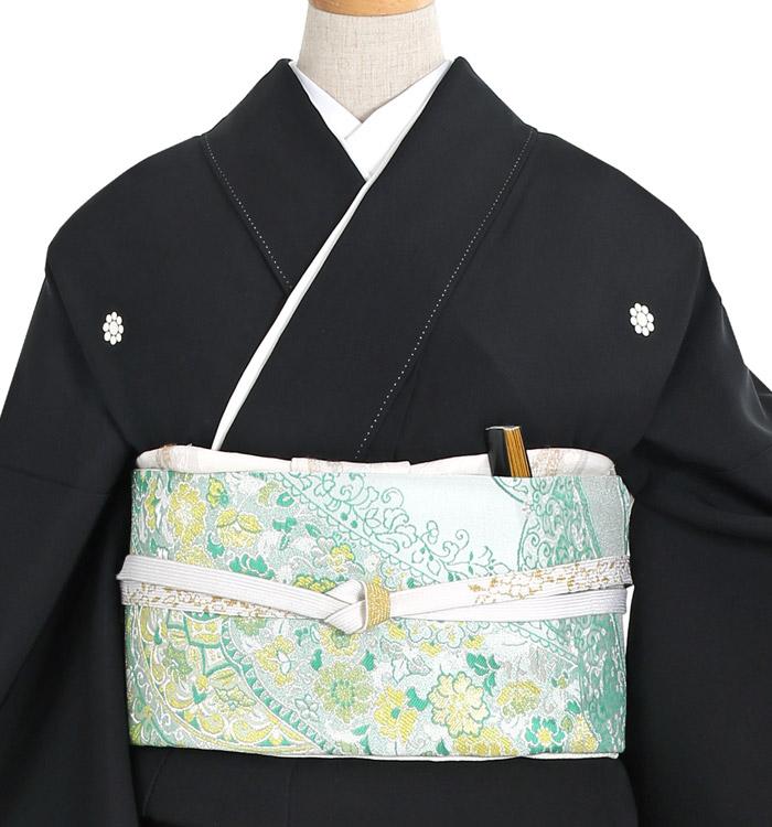 刺繍 黒留袖 No.CA-1186-S_01
