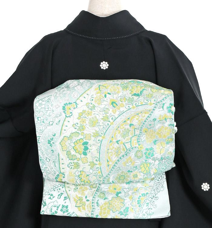 刺繍 黒留袖 No.CA-1186-S_02