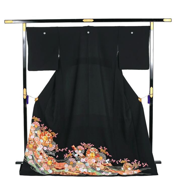 大きいサイズ 黒留袖 No.CA-1217-MO_03