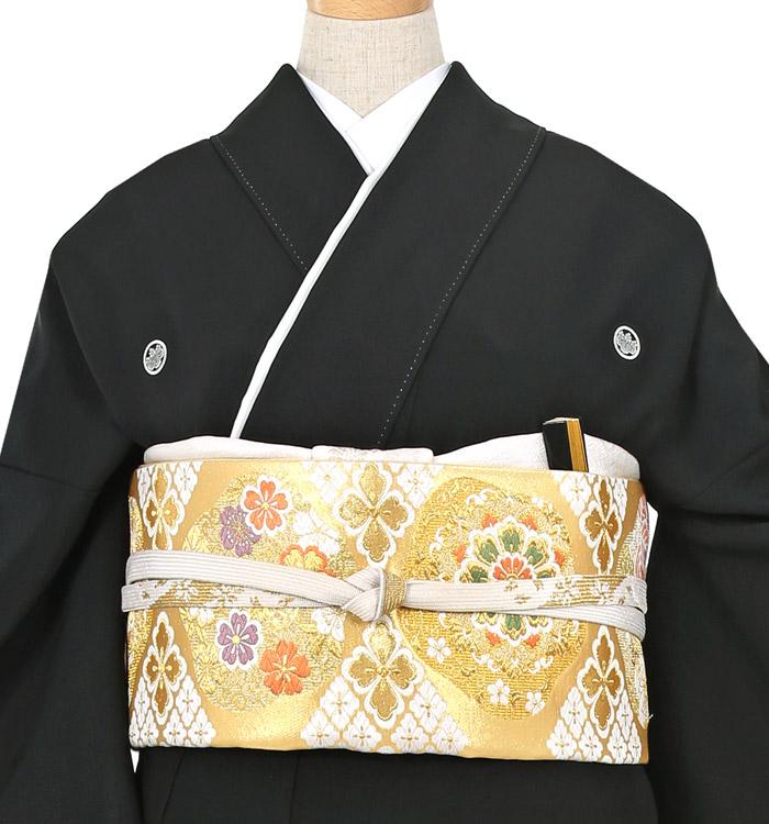 大きいサイズ 黒留袖 No.CA-1217-MO_01