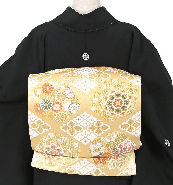 大きいサイズ 黒留袖 No.CA-1217-MO_02