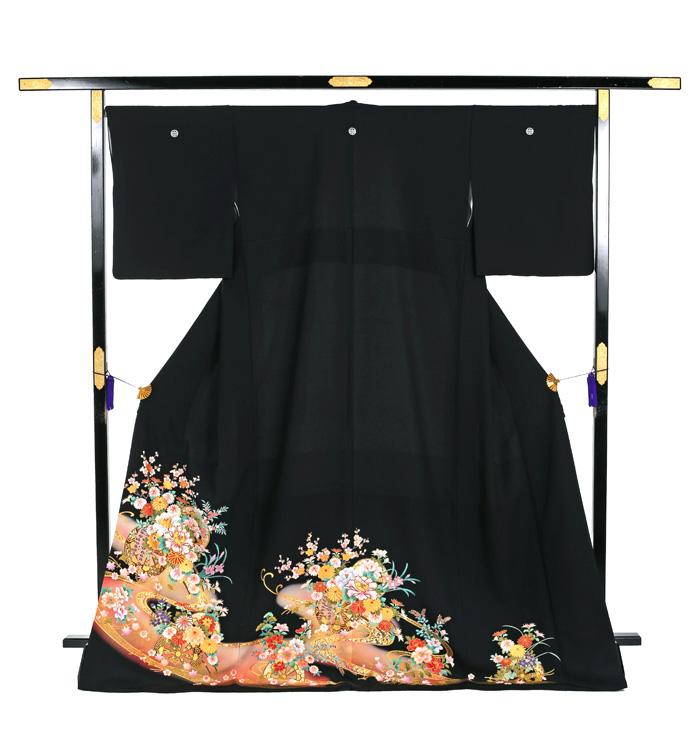 大きいサイズ 黒留袖 No.CA-1218-MO_03
