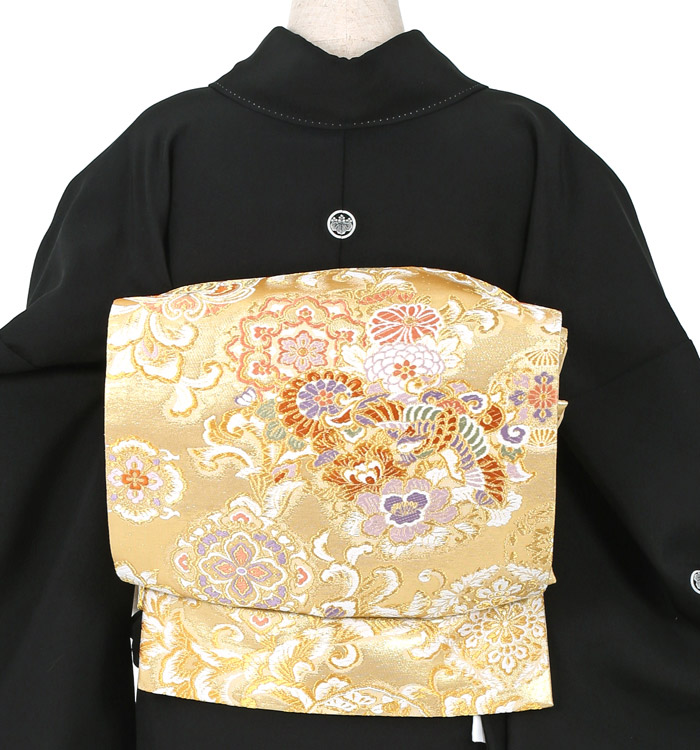 大きいサイズ 黒留袖 No.CA-1218-MO_02