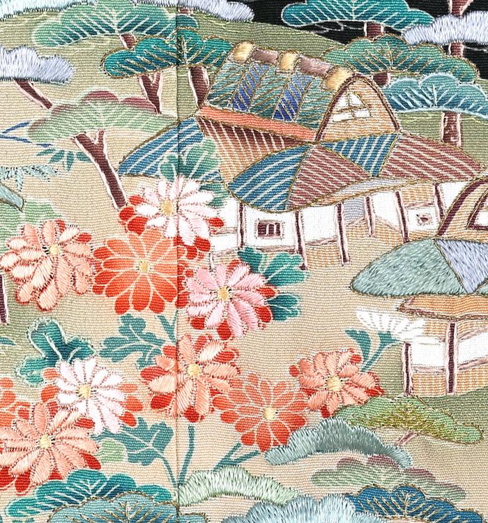 蘇州刺繍 黒留袖 No.CA-1285-S_06